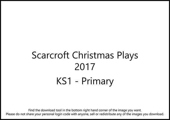 Scarcroft Christmas Play KS1