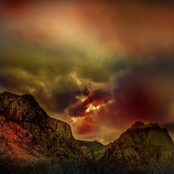 Red Rocks, Clark County, Nevada