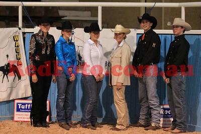 WAQHA State Championships