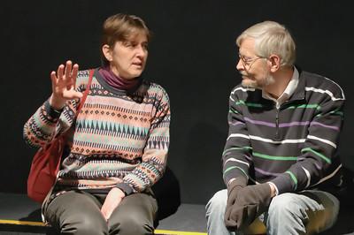 Dezember 2011: Besuch von Hajo, Sabine und Michael in Stavanger