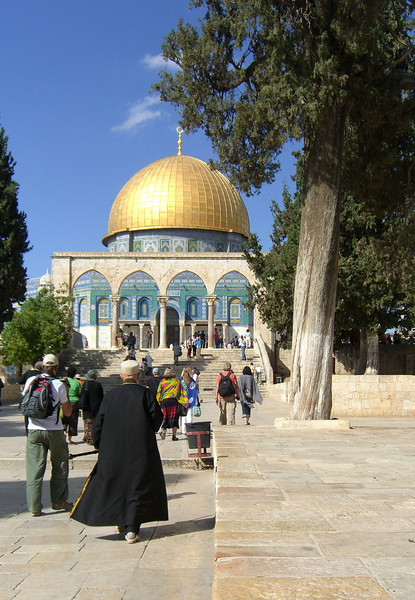 35-Dome of the Rock