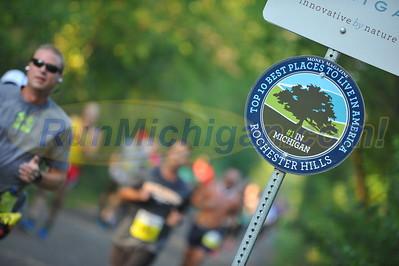 4.8 Mile Mark, Gallery 2 - 2016 HAP Brooksie Way Half Marathon