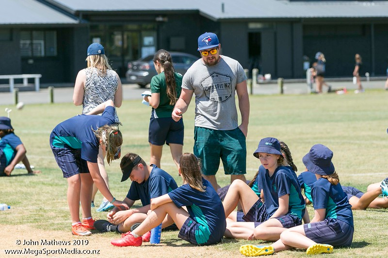 Images of the Eastern Zone Touch Tournament for boys, girls and mixed grades held at Madills Farm, Kohimarama, Auckland on 5 November 2019. Copyright: John Mathews 2019.   www.megasportmedia.co.nz