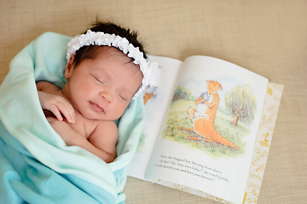 Newborn: Sage
