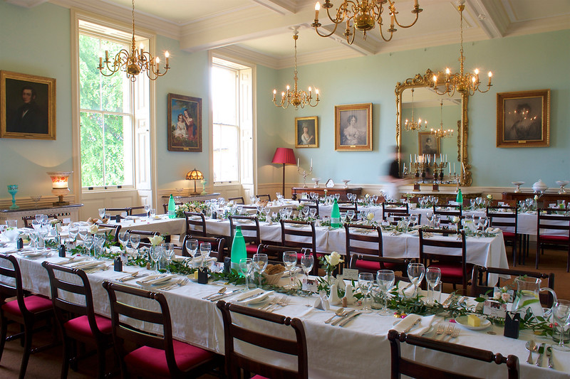 Lamport Hall Wedding