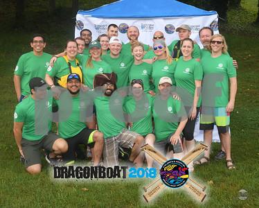 Dragonboat Race 2018 - Chattanooga, TN - Erlanger