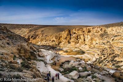 Teresh Day 2 Nahal Yamin to Nahal Gov