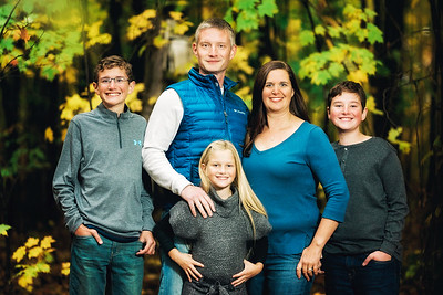 Gaylord Michigan Family Photos