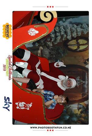 Special Children's Christmas Party - Wellington (Santa Photos)