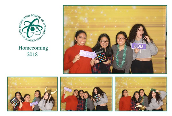 Bronx Science Homecoming 2018