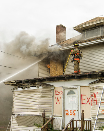 West Haven live burn 255 Beach St.