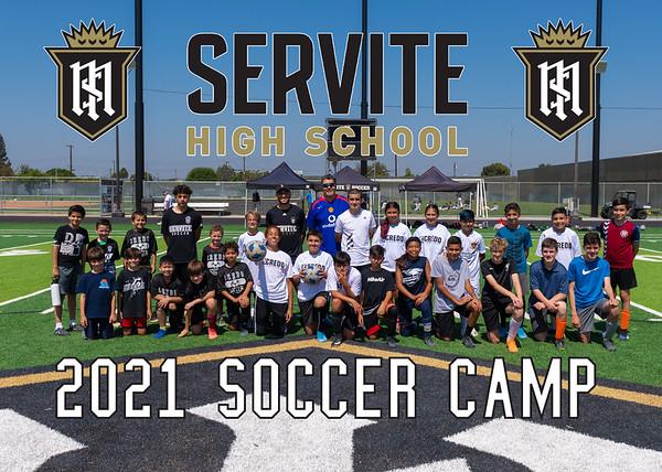 Soccer Camp 7-1-21