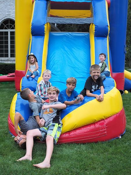 The Ridge Annual Autumn Block Party
