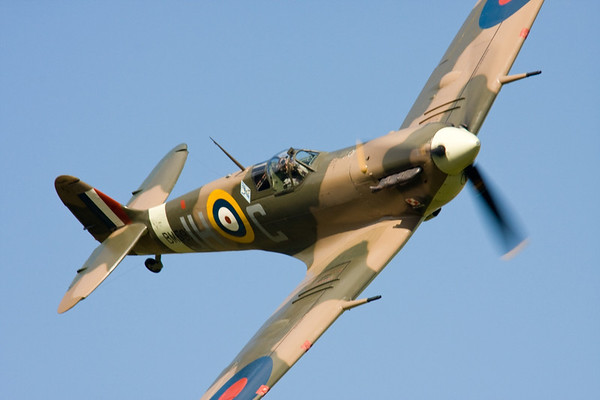 Old Warden : 25th April