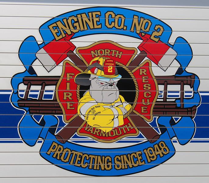 North Yarmouth, Maine E-2