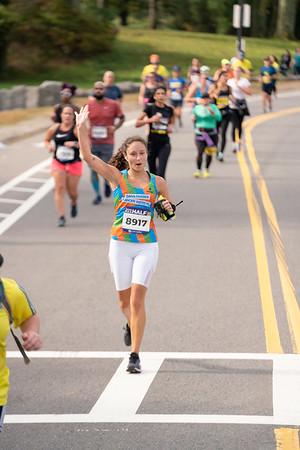 2019: B.A.A. Half Marathon