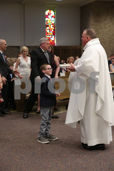 St. Barnabas Communion