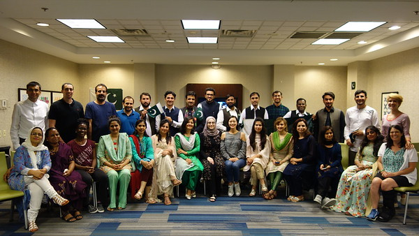 TWB Interview & Independence Day Celebration: Pakistan Fulbright Scholars Cohort 2