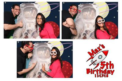 MAX'S 5th BIRTHDAY 11-9-18