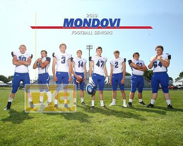 Mondovi football seniors FB19