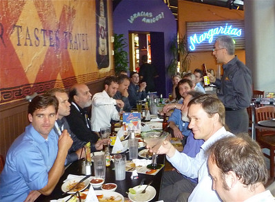 2010 Intersolar Mainstream Dinner