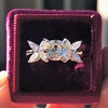 1.47ctw August Vintage Diamond Fancy Ring 7