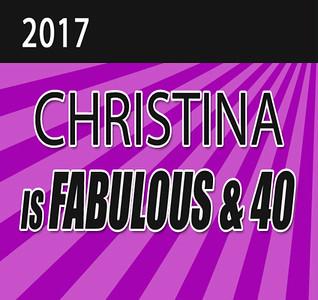 2017-03-04, Christina's 40th Birthday