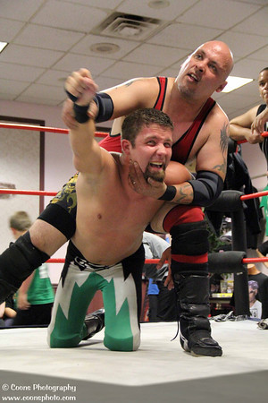 LPW 7/26/13 - Scotty Slade, Mark Shurman, Gregory Edwards vs Tim Hughes, Jose Perez, Shady Cash