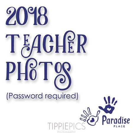 2018 Teacher Photos