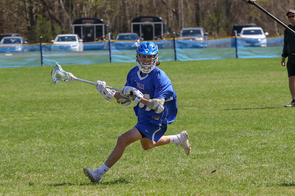 Boys' JV Lacrosse vs. Tilton | May 11, 2019