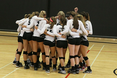 BL  V. Volleyball @ Pearland Game 2 (8/14/2014)
