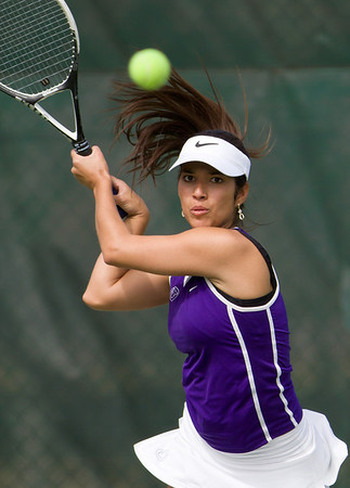 UNA Tennis vs St. Leo 03/04/12