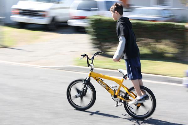 Bike panning