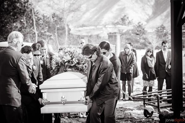Aunt Wanda's Funeral