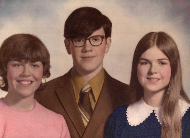 Janet, Jim, Marilyn