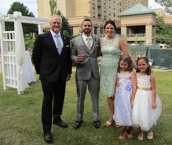 WEIGEL-TRACY WEDDING