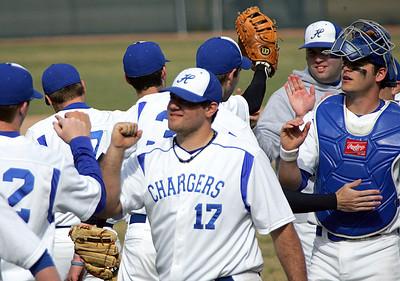 2010 - Charger Baseball vs SVSU