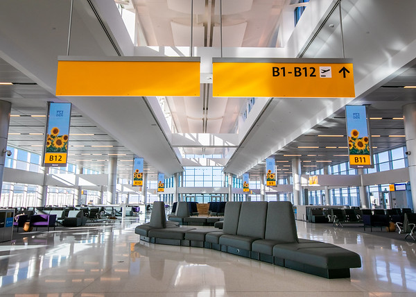 Concourse A, B, and C
