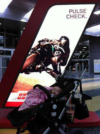 Chicago International Motorcycle Show 2011