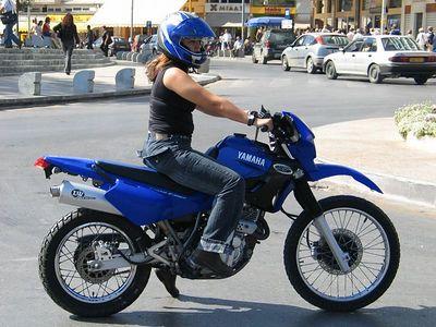 Crete, Motor bikes, etc