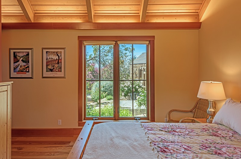 Guest Room with Garden View