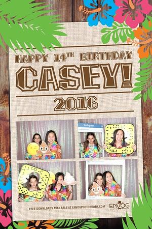 Casey's 14th Birthday (prints)