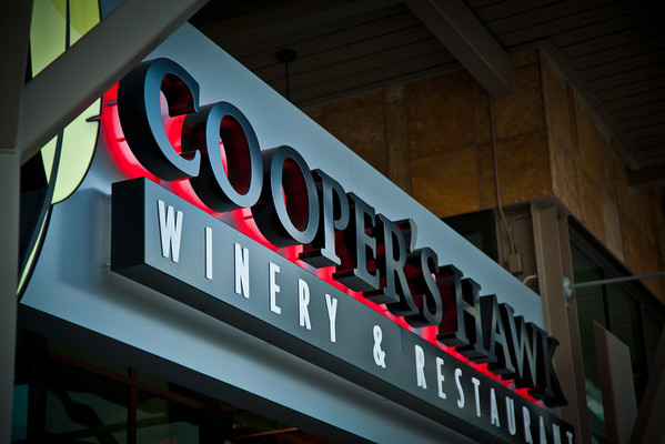 2013 Cooper's Hawk Winery & Restaurants. Tampa VIP Party