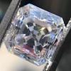 3.02ct Antique Asscher Cut Diamond, GIA G VS2 3