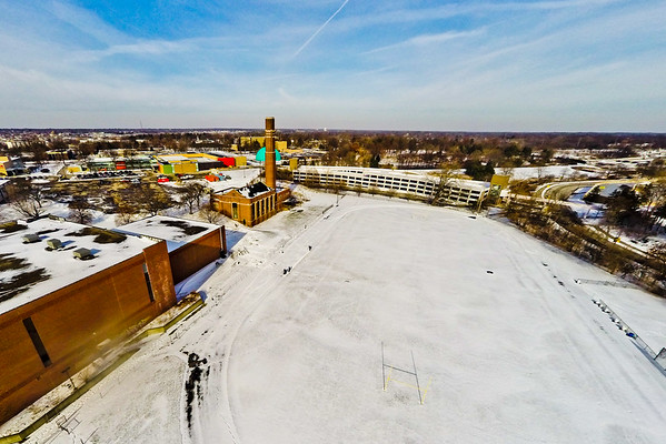 Flint Central High in Michigan