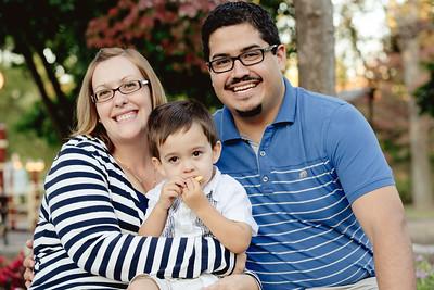Granados Family 2012
