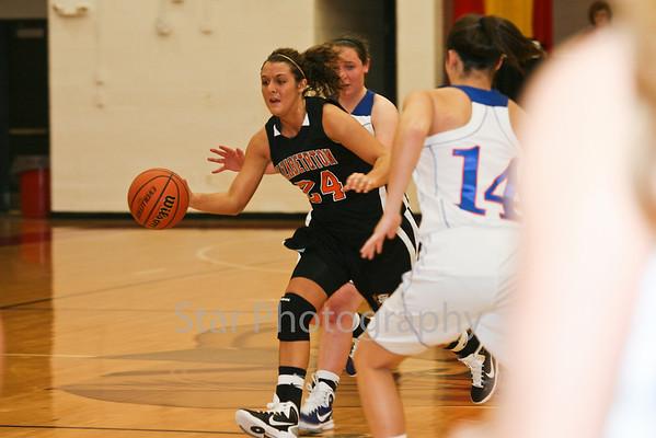 EHS Girls Basketball 11-20-10