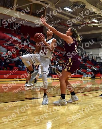 Des Moines Lincoln @ Fort Dodge Girls Basketball