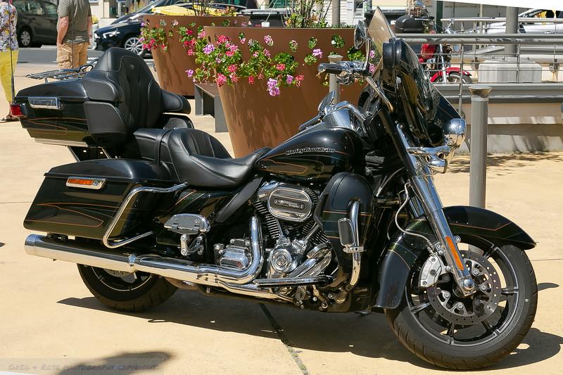 Harley Davidson at Tourville