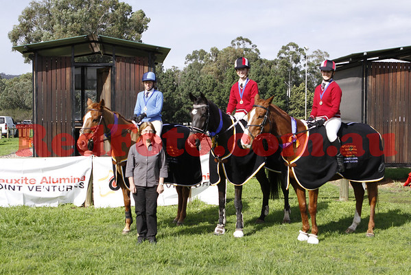 2014 05 24 PAWA State ShowJumping Champs Zone Teams Presentations